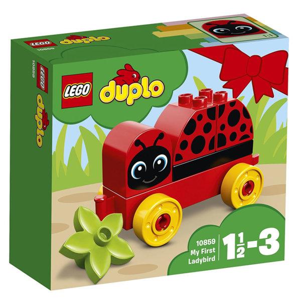 Lego 10859 Duplo - Моята първа калинка