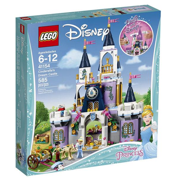Lego 41154 Disney Princess - Замъкът на мечтите на Пепеляшка
