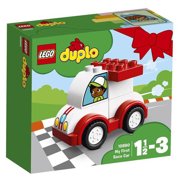 Lego 10860 Duplo - Моята първа състезателна кола