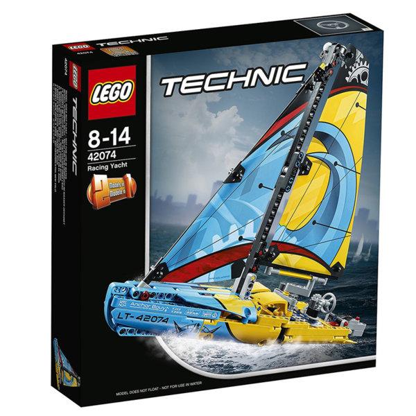 Lego 42074 Technic - Състезателна яхта