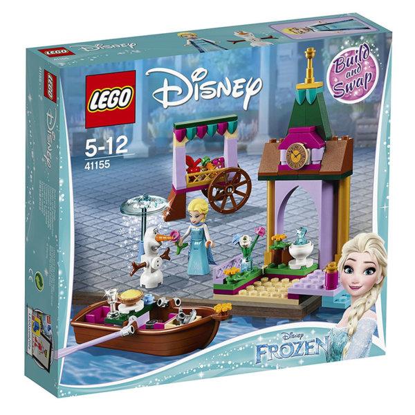 Lego 41155 Frozen - Приключение на пазара на Елза