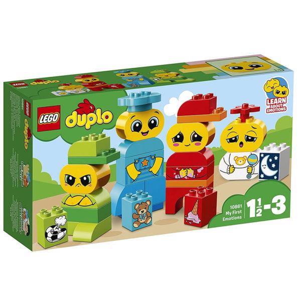 Lego 10861 Duplo - Моите първи емоции