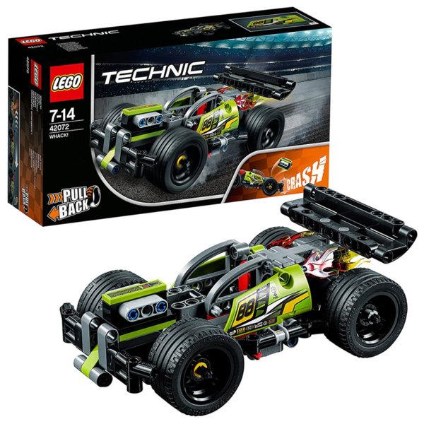 Lego 42072 Technic - ПРАС!