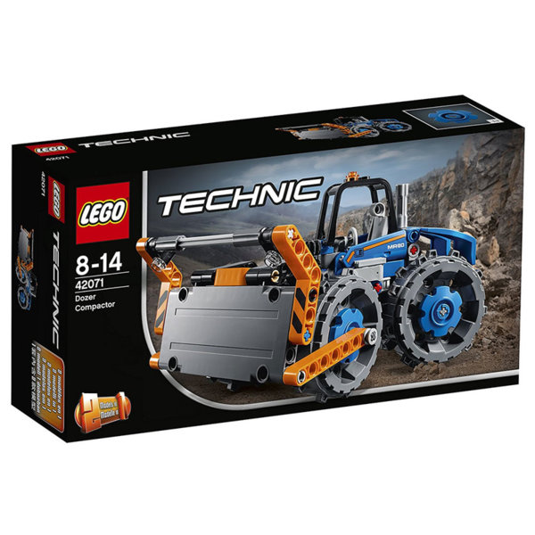 Lego 42071 Technic - Булдозер