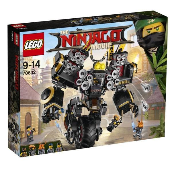 Лего 70632 Нинджаго - Земетръсен робот