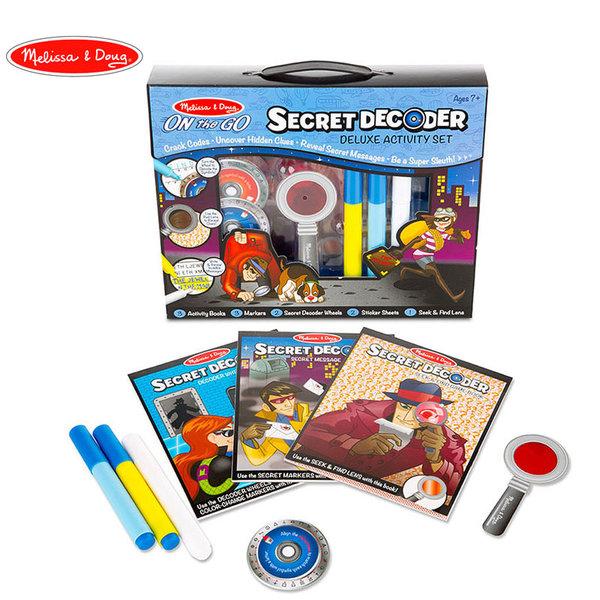 Melissa&Doug - Детски детективски комплект 15238