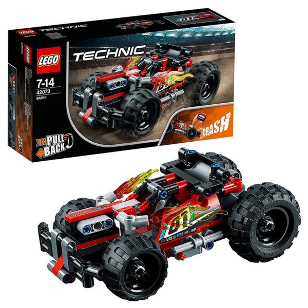 Lego 42073 Technic - ТРЯС!