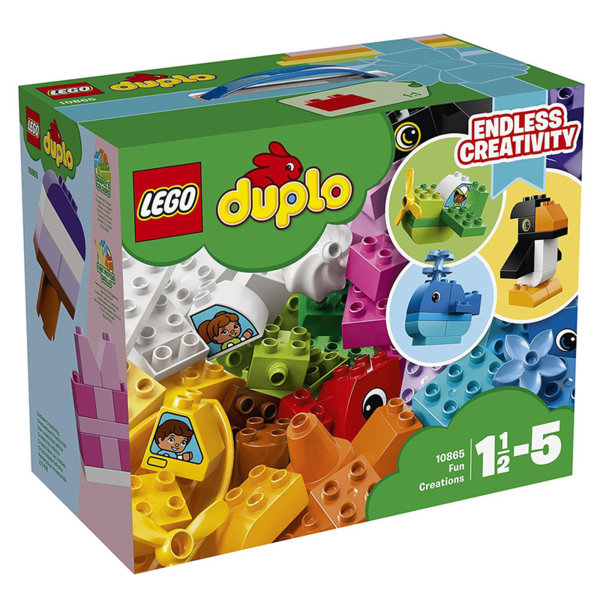 Lego 10865 Duplo - Забавни творби