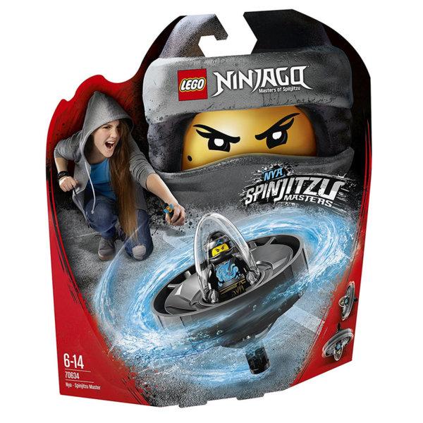 Лего 70634 Нинджаго - Nya майстор на спинджицу