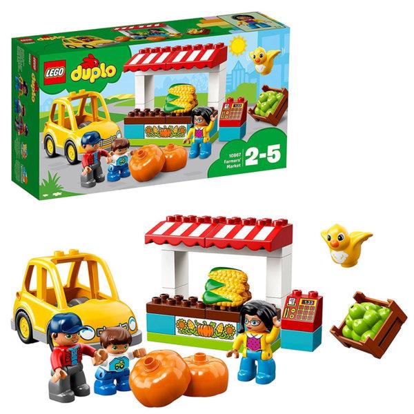 Lego 10867 Duplo - Фермерски пазар