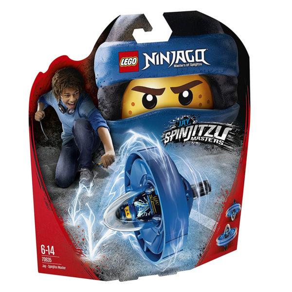 Лего 70635 Нинджаго - Jay майстор на спинджицу