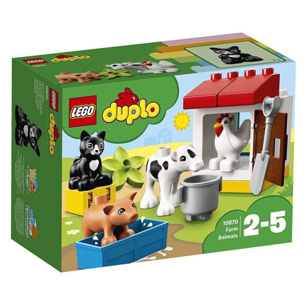 Lego 10870 Duplo - Животни във ферма