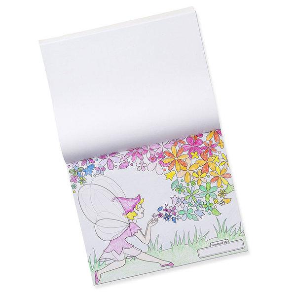 Melissa&Doug - Книжка за оцветяване Принцеси и Феи 14263
