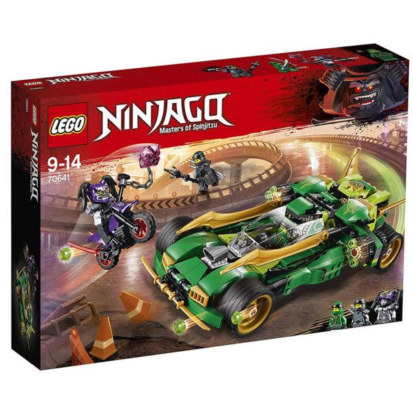 Лего 70641 Нинджаго - Нинджа в нощта