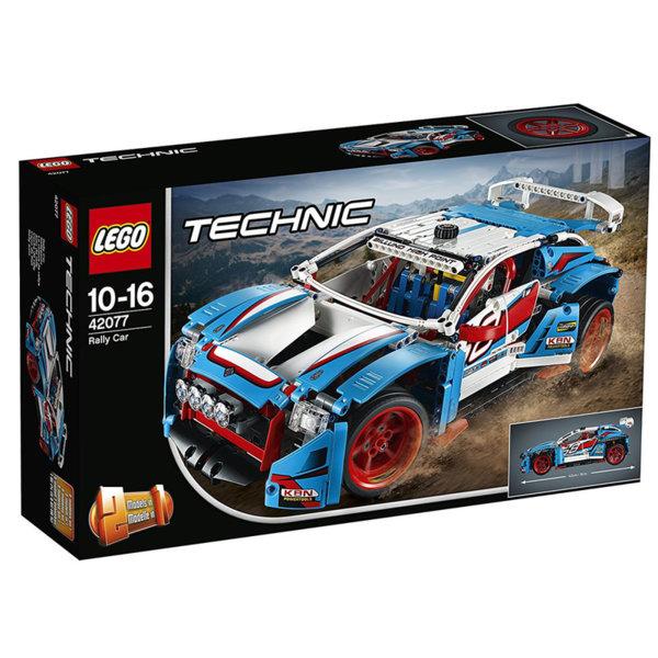 Lego 42077 Technic - Кола за рали