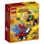 Lego 76089 Super Heroes - Mighty Micros: Scarlet Spider срещу Sandman