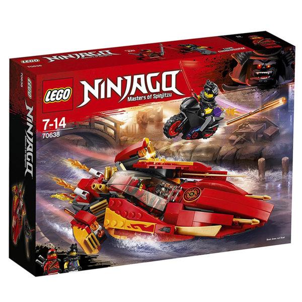 Лего 70638 Нинджаго - Katana V11