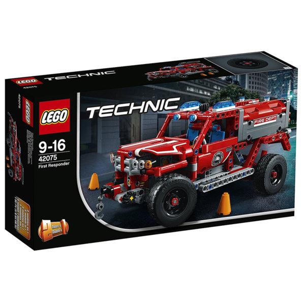 Lego 42075 Technic - Джип за бързо реагиране