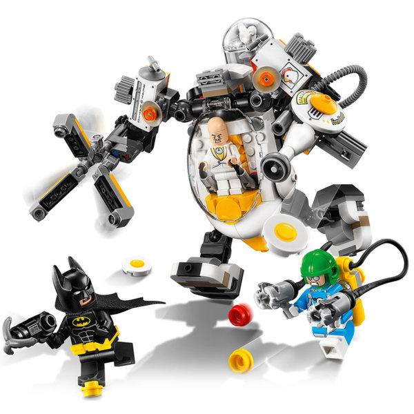 Lego 70920 Batman - Бой с храна с робота на Яйцето
