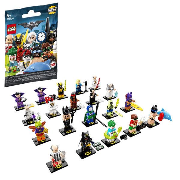 Lego 71020 Batman - Случайна мини фигурка Батман