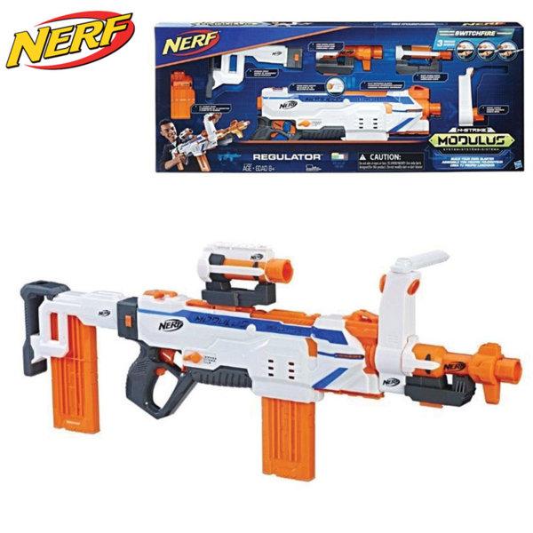 Hasbro Nerf - Нърф Modulus Бластер Regulator C1294