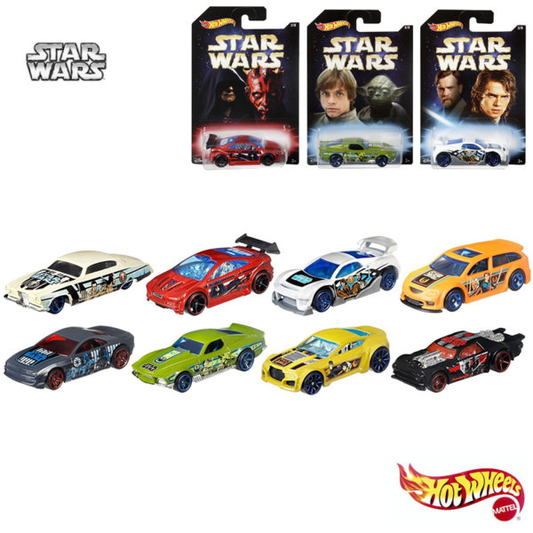 Hot Wheels - Star Wars Количка Стар Уорс DWD85