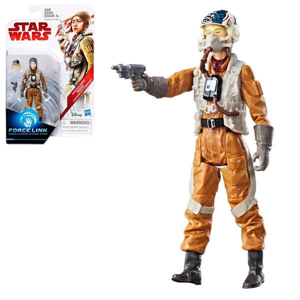 Hasbro Star Wars Force Link - Екшън фигура Стар Уорс Paige 9.5см c1531