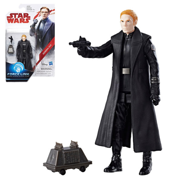 Hasbro Star Wars Force Link - Екшън фигура Стар Уорс General Hux 9.5см c1531