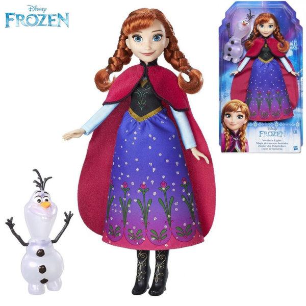 Disney Frozen - Кукла Анна и Олаф B9199