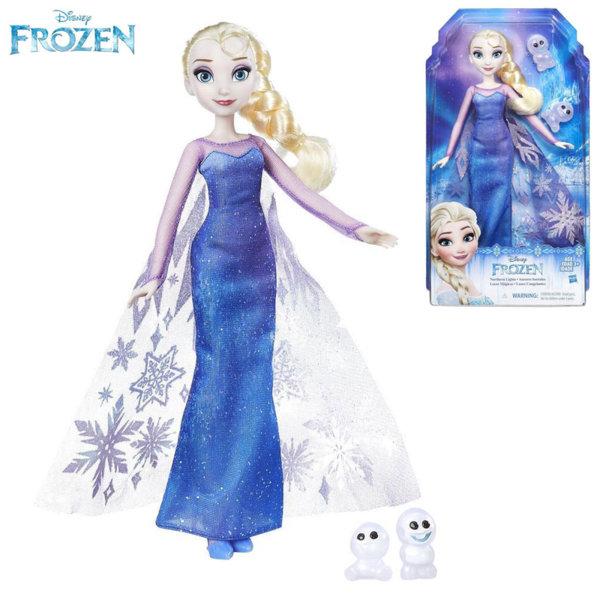 Disney Frozen - Кукла Елза със снежни човечета B9199