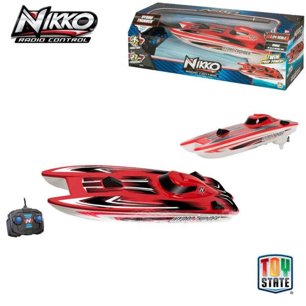 Nikko - Лодка с дистанционно управление Hydro Thunder 94424