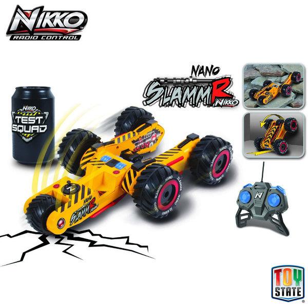 Nikko - Кола с дистанционно управление Nano SlammR 94196
