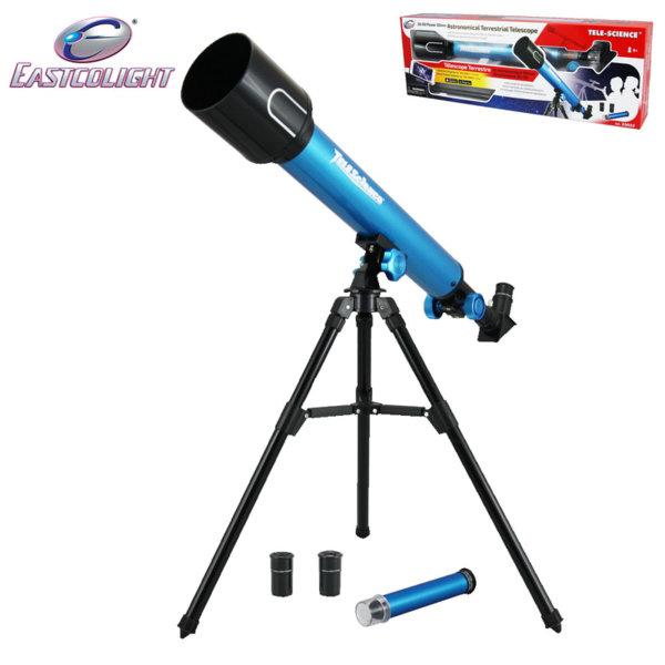 1Eastcolight - Детски телескоп 30/60 с трипод 23033