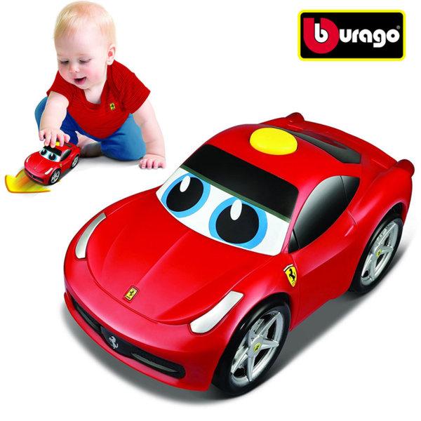 Bburago Junior - Кола Ferrari със звук 16-81604