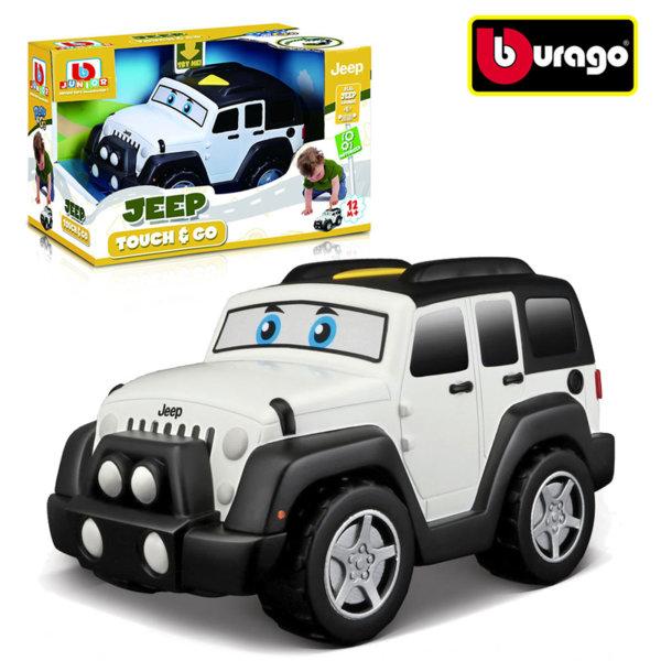 Bburago Junior - Кола Jeep със звукови ефекти 16-81801