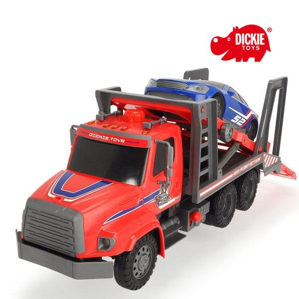 Simba Dickie - Детски репатрак Pump Car Transporter 57см 203809010