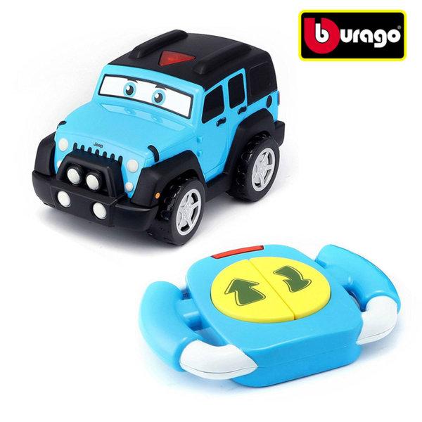 Bburago Junior - Кола Jeep с дистанционно управление 16-82301