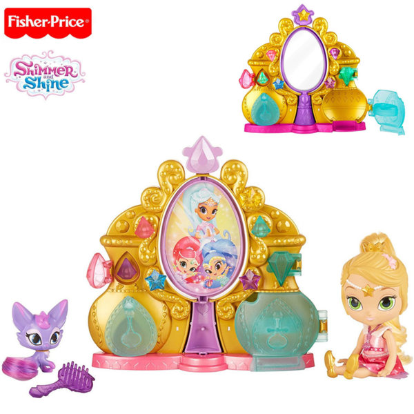 Fisher Price - Shimmer and Shine Огледалната стая dtk90