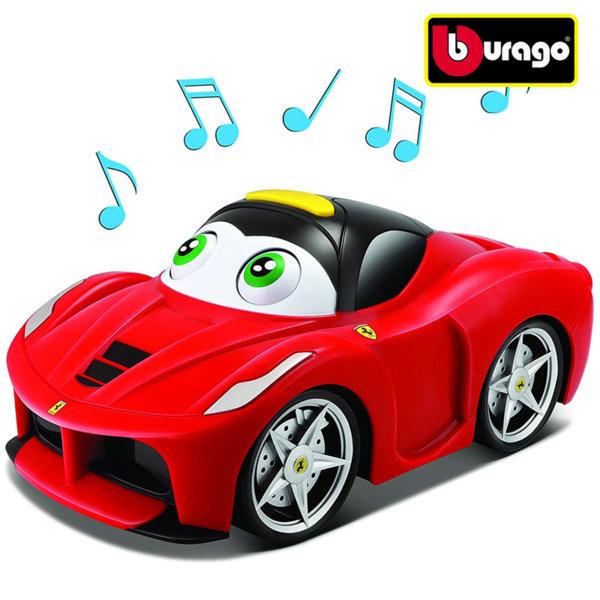 Bburago Junior - Кола Ferrari със звукови ефекти 16-81502