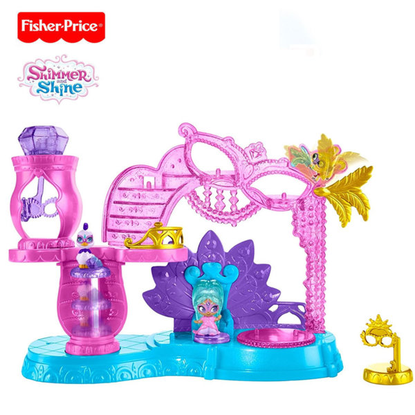 Fisher Price - Shimmer and Shine Балът на принцеса Самира dtk48