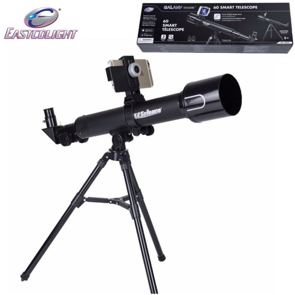 Eastcolight Детски телескоп 30/60 Galaxy tracker 23032