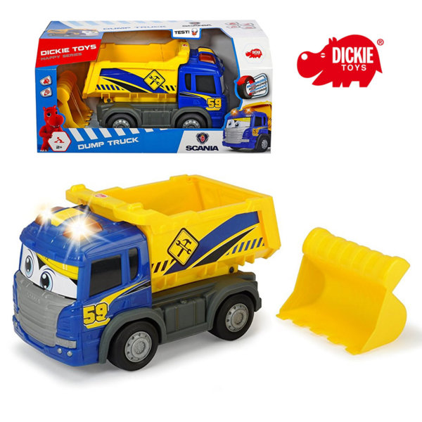 Simba Dickie - Детски камион Scania 203816002