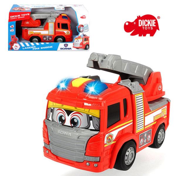 Simba Dickie - Детска пожарна Scania 20381603