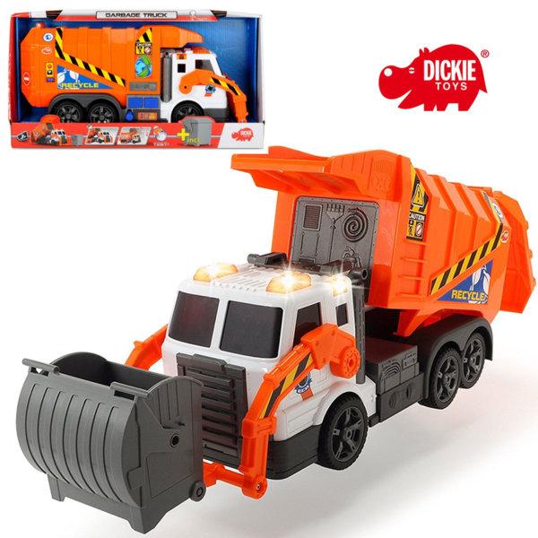 Simba Dickie - Детски боклукчийски камион 46см 203308369