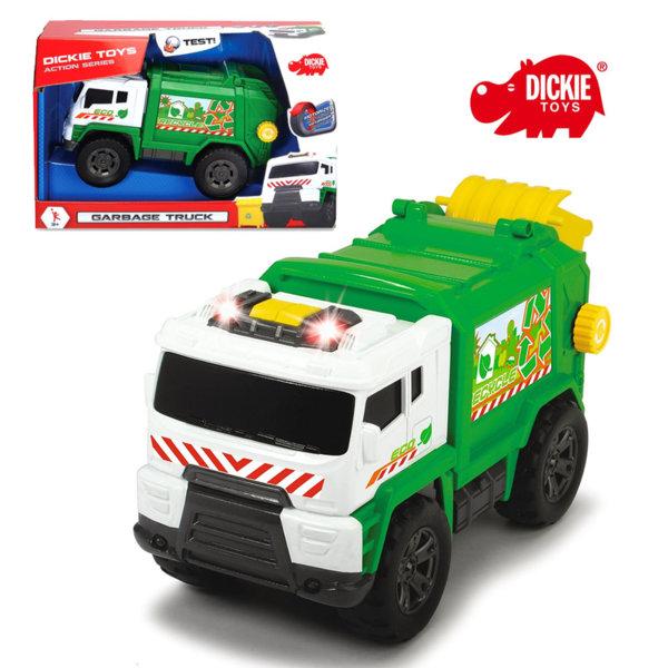 Simba Dickie - Детски боклукчийски камион 20 см 203304013