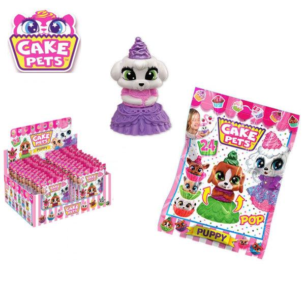 Cake pets - Малки ароматни кексчета животни 71698