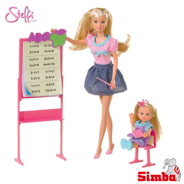 Simba - Кукла Стефи Учителка 105730472