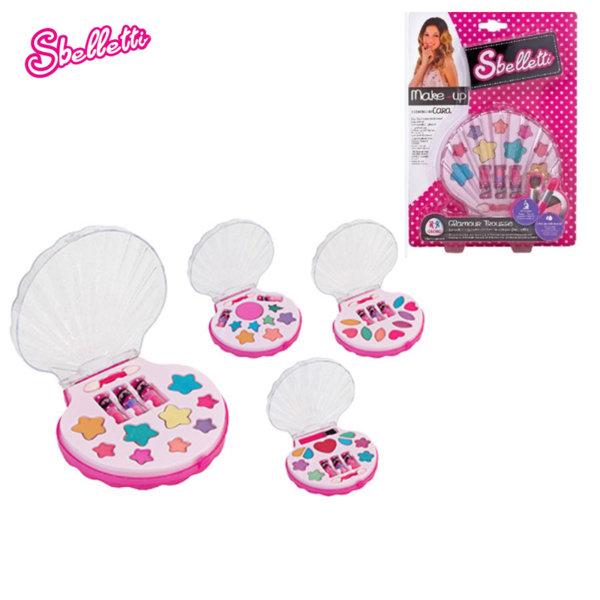 Sbelletti - Детски комплект гримове Перла 35367