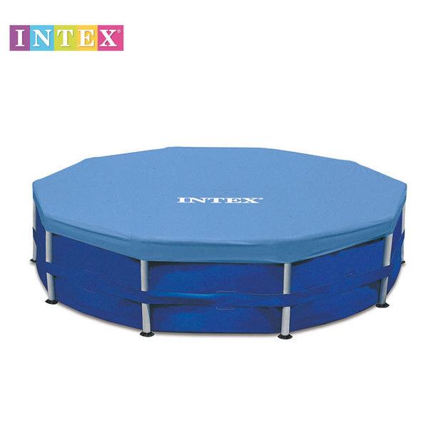 Intex - Покривало за басейн 457 см 28032