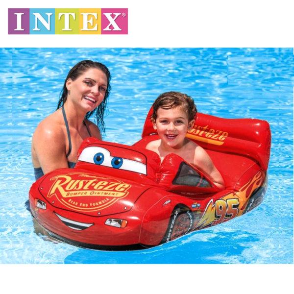 Intex – Надуваема лодка Disney Cars 58392